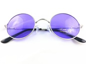 sunglasses,purple,violet