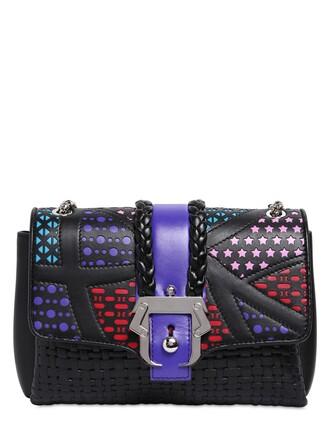 bag leather bag leather stars black