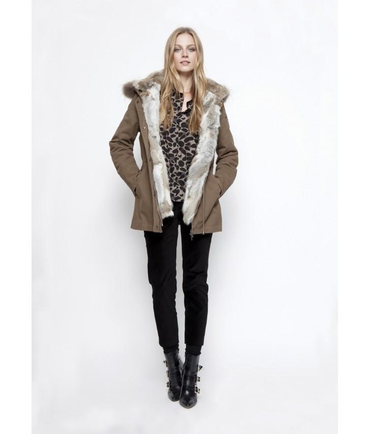 Parkas - Vestes - Collection Automne-hiver