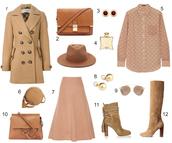 hallie daily,blogger,coat,bag,jewels,shirt,skirt,sunglasses,shoes