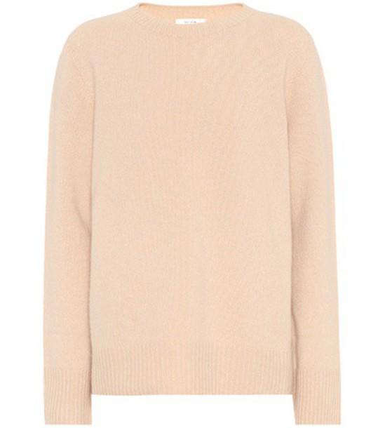 The Row sweater wool beige