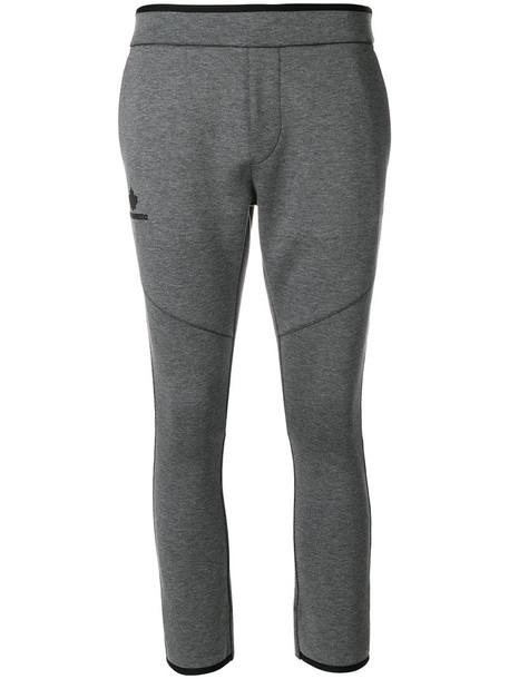 Dsquared2 women cotton grey pants