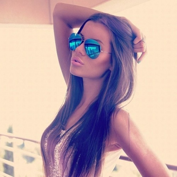sunglasses gold frame blue sunglasses aviator sunglasses mirrored sunglasses mirrored sunglasses mirror aviators colorful blue pink green summer ray ban sunglasses