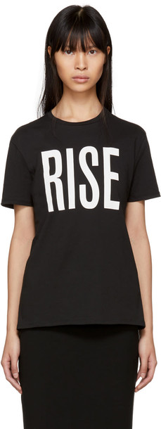 6397 t-shirt shirt t-shirt black top