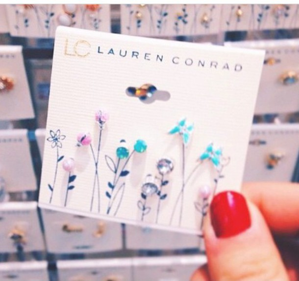 jewels lauren conrad earrings