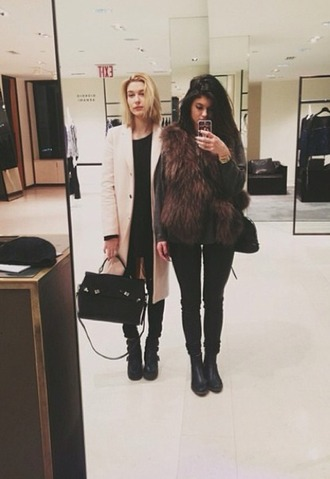 shoes fashion kylie jenner blouse cardigan