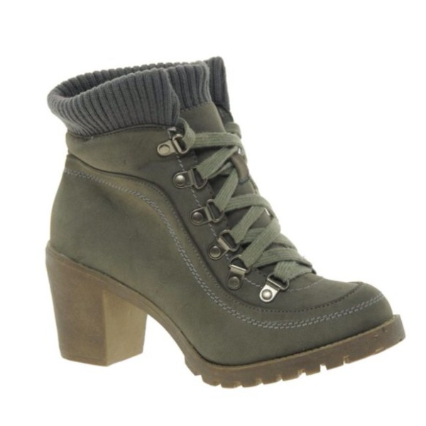booties camo green green laces boots