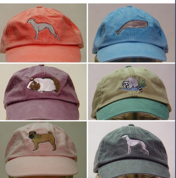 Hat Animals Dog Cute Tumblr Vintage Hipster Outfit Clothes Girl Fashion