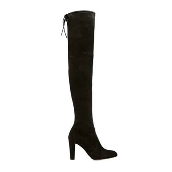 thigh high boots 4 colors