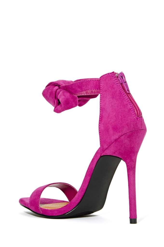 Shoe Cult Rapture Heel at Nasty Gal