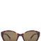 Linda farrow luxe tortoise shell cateye sunglasses