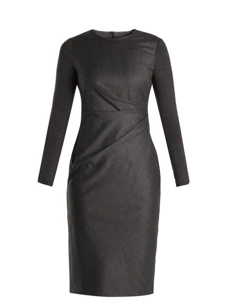 Max Mara dress grey