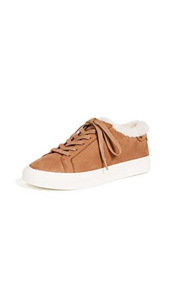 Tory Burch sneakers low top sneakers tan shoes