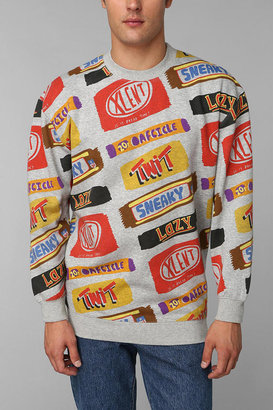 Urban Outfitters Lazy Oaf Candy Pullover Sweatshirt - ShopStyle