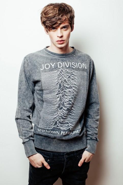 Joy division stone wash sweat