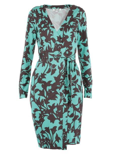 Diane Von Furstenberg dress silk dress silk
