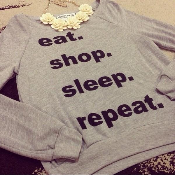 sweater cute shopping fashion style