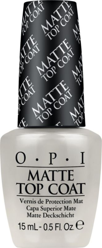 Nail Polish OPI Matte Top Coat Ulta.com - Cosmetics, Fragrance, Salon and Beauty Gifts