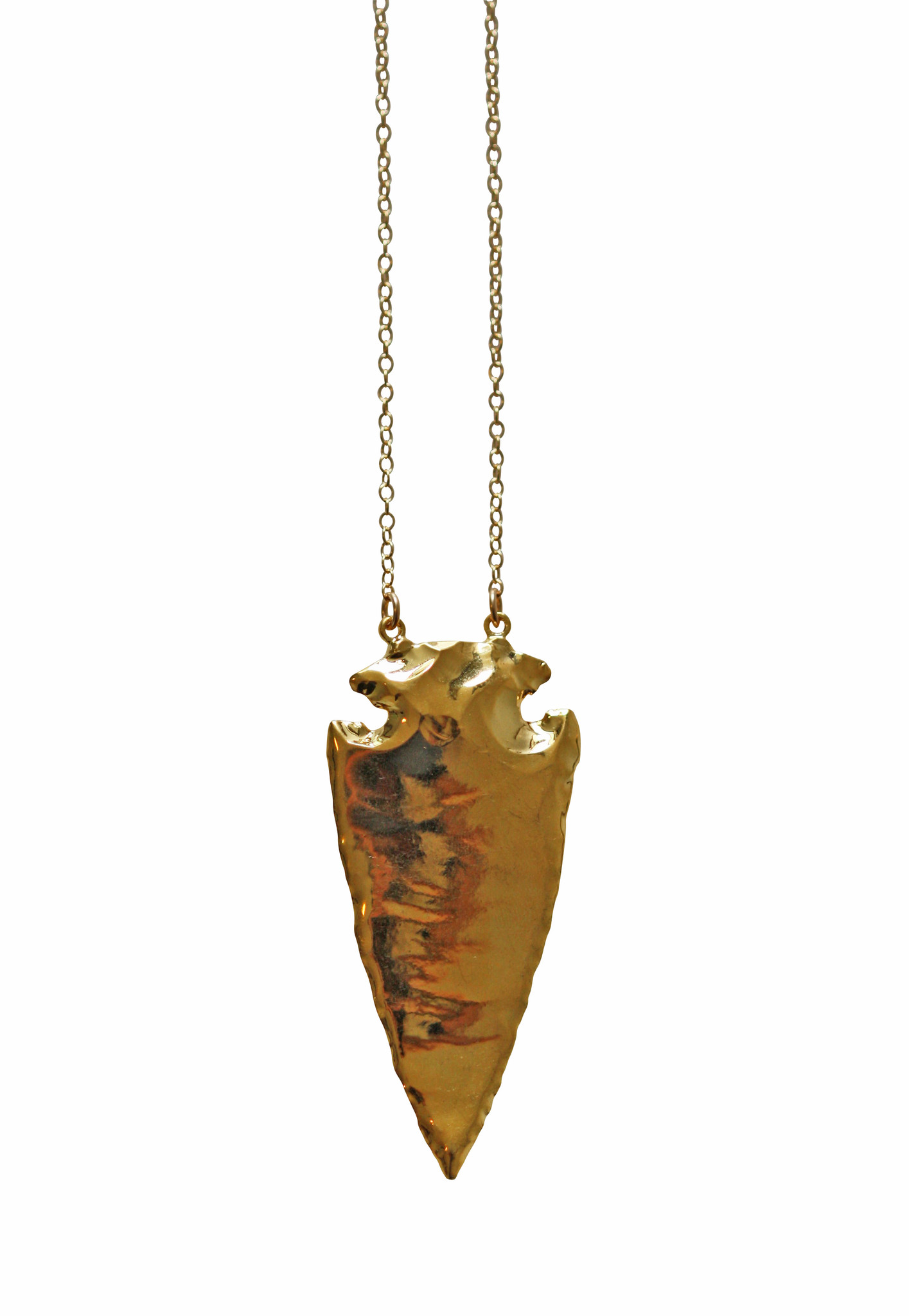 ARROWHEAD Necklace - long