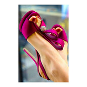 shoes,purple,fashion,style,trendy,sexy,bow,pumps,fsjshoes