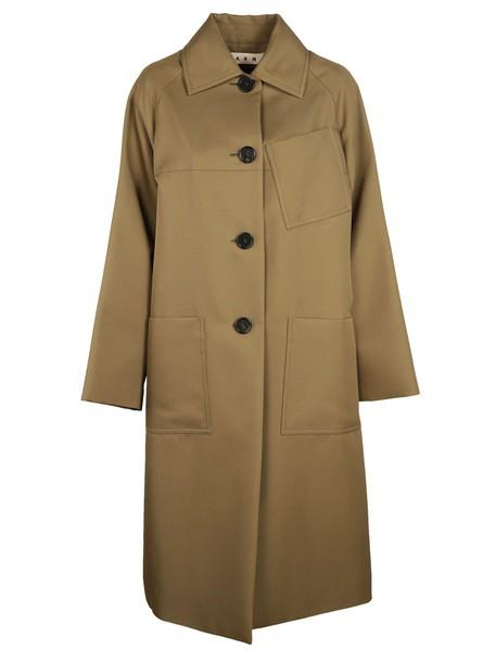 coat classic brown