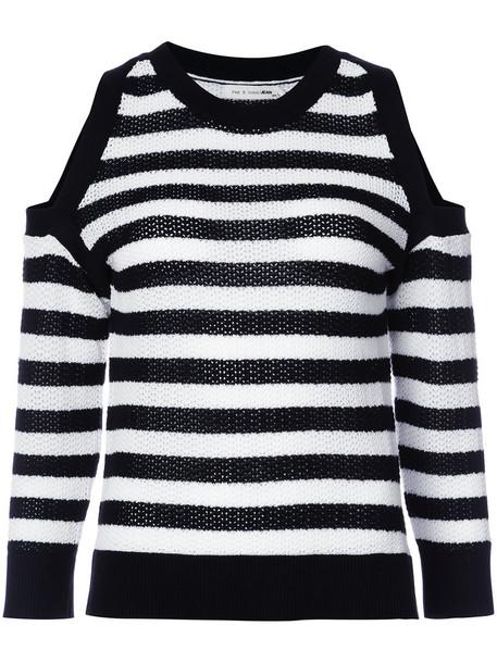 Rag & Bone /Jean jumper women cotton black sweater