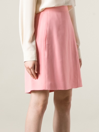 Chloé Straight Skirt - Vitkac - Farfetch.com
