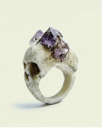 jewels bague ring skull ring