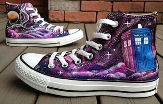 shoes tardis shoes doctor who shoes space