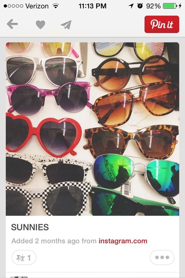 sunglasses shades