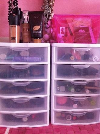 home accessory makeup organizers make-up storage organizer