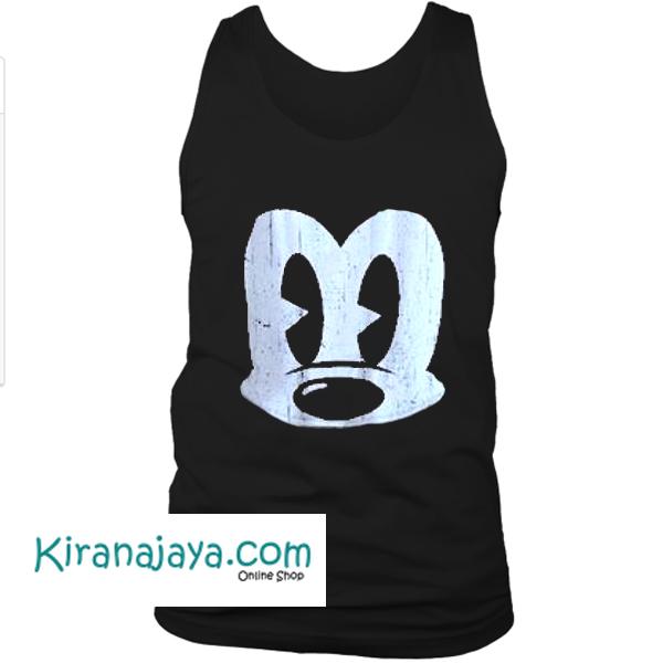 063ba2d3498e92 Mickey Mouse Face Tank top – Kirana Jaya