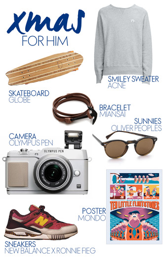 fringe and frange blogger hipster wishlist holiday gift mens sweater camera sweater jewels sunglasses shoes