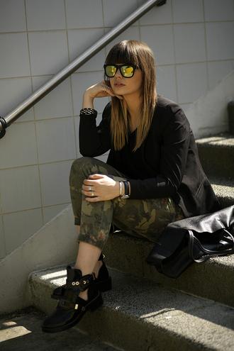 fashion zen t-shirt jacket bag shoes sunglasses jewels