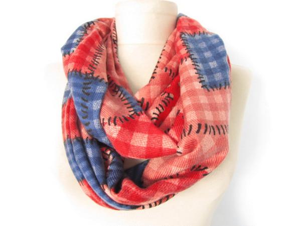 scarf infinity scarf chunky infinity scarf