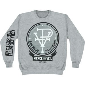 Amazon.com: Pierce The Veil PTV Sweatshirt: Clothing