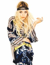 dress,indian,boho,festival,mary kate olsen