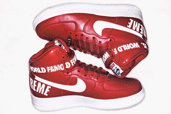 shoes nike supreme sneakers world famous wheretoget. Black Bedroom Furniture Sets. Home Design Ideas