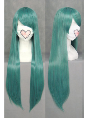 Buy Mixed Light Blue Long Natsume Yuujinchou Asagi Cosplay Wig with 42.99-SinoAnt.com