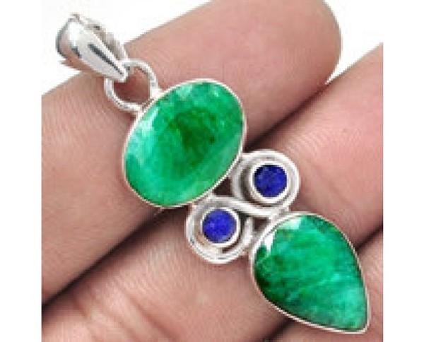 jewels jewelry sterling silver pendants gemstone pendants