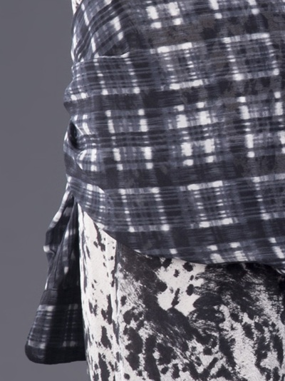 3.1 Phillip Lim Skirt With Shirt Tie - Ruth Shaw - Farfetch.com
