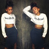skirt,zendaya,top,blue skirt,asymmetrical,cropped sweater,hoodie,hood,crop,grey,gray skirt,grey skirt,mini skirt,pencil skirt,chain,body,jewelry,outfit,celeb,instagram,earrings,disney,underwear,cropped,crop tops,grey long fitted skirt,sweater,cropped hoodie,white,swag,floral skirt,shirt,this exact top,jacket