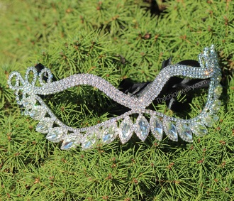 jewels halloween jewelry mask