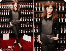 Topshop Premium Grey Wool Tweed Pinafore Jumpsuit Vtg Pini Playsuit 8 36 US4 S | eBay