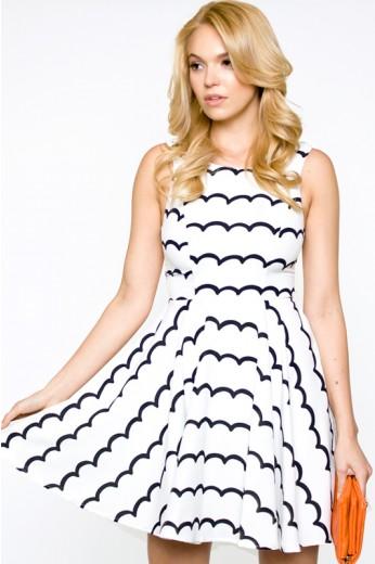 New wave dress