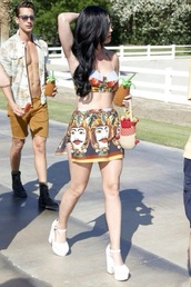 skirt,katy perry,shoes