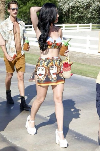 skirt katy perry