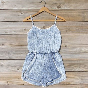 Saltwater Romper on Wanelo