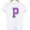 P t shirt