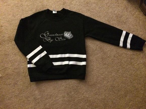 sweater maximumpeccartum local brand big cartel street fashion